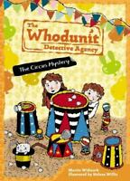 The Circus Mystery #3 (The Whodunit Detective Agency)-ExLibrary