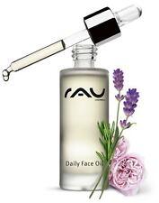 Daily Face Oil 30 ml pflegendes Gesichtsöl wertvollen Natur Ölen rau cosmetics