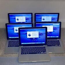 *Job Lot* 5x Apple MacBook Pro A1278 (Mid-2012) Core i5 2.5GHz 4GB RAM 500GB HDD