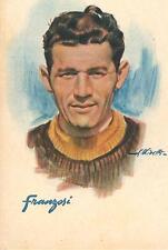 FRANZOSI calciatore ( nani - camomilla ) - Inter_Genoa Calcio - ill. OLIVETTI