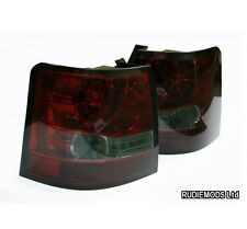 Range Rover Sport 2005-2009 Rear LED Light Upgrade Red Smoked 1 PAIR