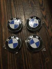 OEM BMW Wheel Center Caps Set of 4 Emblem 68mm Rim Center Hub Caps 36136783536