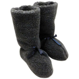 Warm Long Slippers Boots winter House Shoes gift idea