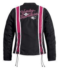 Harley-Davidson JUNCTION Functional Mesh Pink Label Jacket 97387-13VW XL