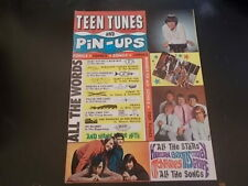 The Monkees, The Beatles - Teen Tunes & Pin-Ups Magazine 1967