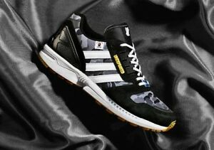 ZX 8000 BAPE x Undefeated US9 DS Black