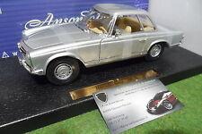 MERCEDES  BENZ 280 SL cabriolet HT 1/18 ANSON 30380 voiture miniature collection