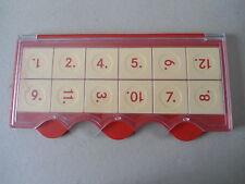 XXXX 10 x mini Lük , 12 er Kasten - rot , klar , bb
