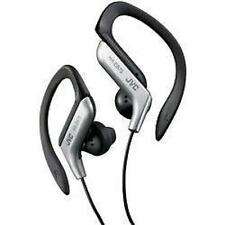 JVC HAEB75 Sports In Ear Clip On iPod Headphones Silver