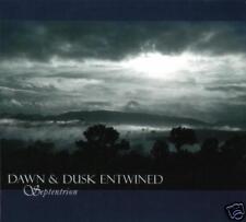 DAWN & DUSK ENTWINED Septentrion CD Digipack 2007