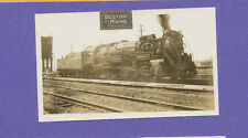 Boston & Maine 2-10-2 Steam Locomotive #3013 - Vintage B&W Railroad Photo