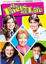 Facts of Life the Complete First and Second Seasons (DVD)