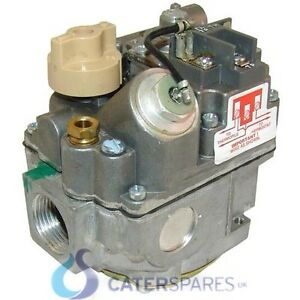 ROBERTSHAW GAS VALVE U7000BMVR IMPERIAL/PITCO FRYER UNIVERSAL 7000 BMVR