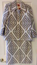 Tory Burch Geometrical Dress With Matching Jacket
