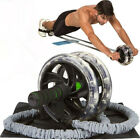 Exercise Rope Down Push Pull Cord Abdominal Ab Roller Waist Slimming Equipment *