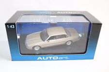Auto art Autoart 53573 Jaguar XJ8 Gold perfect mint in box 1:43 OVP Scarce