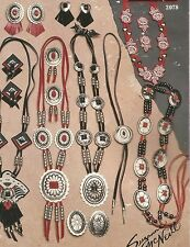Jewelry Making Patterns Instructions Southwest Accessories Easy  X11