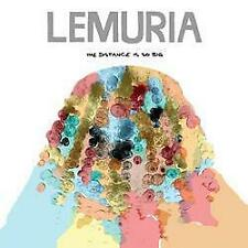 """New Music Lemuria """"The Distance Is So Big"""" LP"""