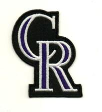 MLB Colorado Rockies P571 Embroidered ironon patch High Quality Badge Jacket New