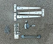 More details for gate fixing kit latch 10