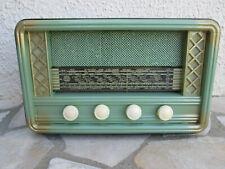SFRT GRANDIN ancien poste radio tsf restauré