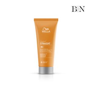 Wella Creatine+ STRAIGHT (N) Hair Straightening Cream 200ml (GENUINE PRODUCT)