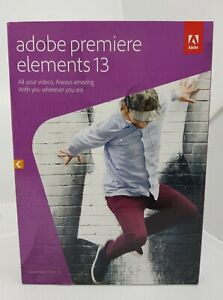 Adobe Premiere Elements 13 Retail Box | 65234196