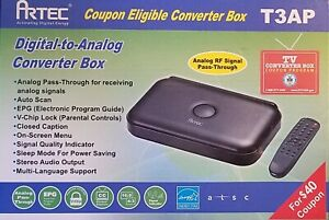 Artec T3AP  Digital to Analog Converter  ... New in Box