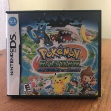 Pokemon Ranger: Shadows of Almia with Manual CiB (Nintendo DS 3DS) Authentic