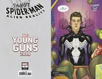 Symbiote Spider-Man Alien Reality #1 Dauterman Young Guns Variant 2020 NM