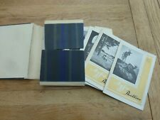 1926 & 1927 COMPLETE ORIGINAL AGFA GERMAN PHOTO MAGAZINES IN BINDER 12 ISSUES