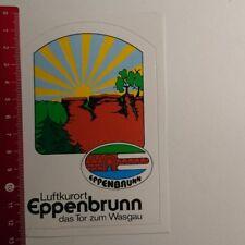 Aufkleber/Sticker: Luftkurort Eppenbrunn das Tor zum Wasgau (080317152)