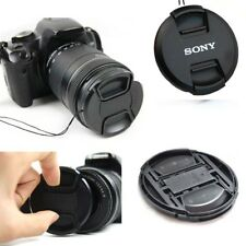 2X 40.5mm 49mm 52mm 55 58 62 67 72 77 82 mm Front Lens Cap Cover for Sony Camera