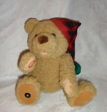 "Vintage Avon 2000 Story Telling Teddy Bear 10"" Plush Soft Toy Stuffed Animal"