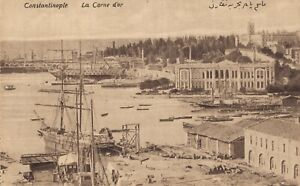 Turkey Constantinople Istanbul Constantinople Istanbul La Corne D´or 06.57