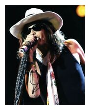 STEVEN TYLER - AEROSMITH SIGNED AUTOGRAPHED A4 PP PHOTO POSTER 2