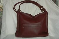 Lovely brand New Brown Lady's Leather Handbag