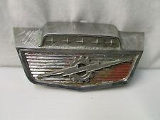 Rare 1960's Ford Truck Hood Emblem ~ FOMOCO Keeler Brass Company Emblem ~ 18983