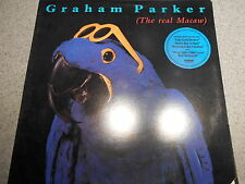 GRAHAM PARKER   THE REAL MACAW   LP   WITH INNER SLEEVE      453