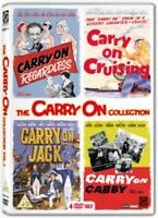 Nuovo Carry On - Volume 2 (4 Film) DVD (OPTD1327)