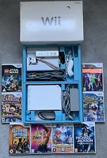 Wii Console Bundle Boxed