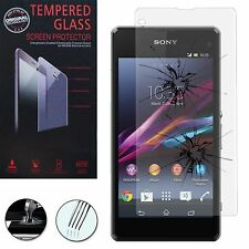 Glass Tempered Glass Protection to Screen Sony Xperia Z2