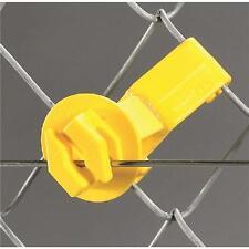 3 Pk Dare Snug Chain Link U-Post Electric Fence Insulator 25/Pk SNUG-SU-25