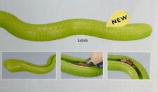 Snack Snake Dog Treat Dispenser Toy with Sound