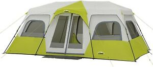 Core Instant Cabin Tent, Light Gray, 12 Person – Brand New