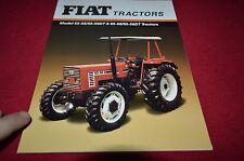 Fiat 55-56 55-56DT 65-56 65-56DT Tractor Dealer's Brochure BWPA