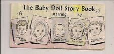 1958 American Character Doll Corp Comic Book Tiny Tears Toodles Pretty Baby
