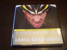 Comeback 2.0 Up Close and Personal Signed by Lance Armstrong 1st Edition Special