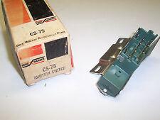 NORS Delco Ignition Switch - 1969 - 70 Pontiac w/ tilt wheel - GM 1990093