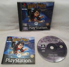Harry Potter and the Philosopher's Stone (Sony PlayStation 1)
